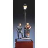 figurine kit a peindre lili marlene en 1940 s5 s6
