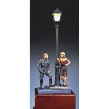 Figurine - Kit à peindre Lili Marlene en 1940 - S5-S6
