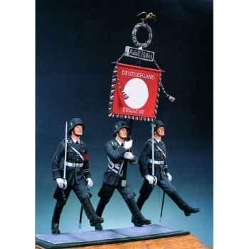Figurine - Kit à peindre Défilé Leibstandarte SS A.H. - S5-S7