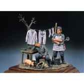 figurine kit a peindre hors service s5 s8