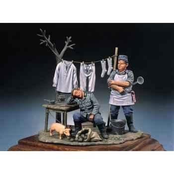 Figurine - Kit à peindre Hors service - S5-S8