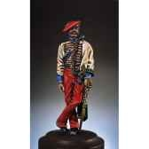 figurine kit a peindre hussard darladan espagne sg f001