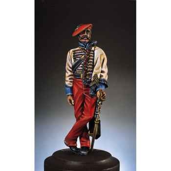 Figurine - Kit à peindre Hussard d'Arladan Espagne - SG-F001
