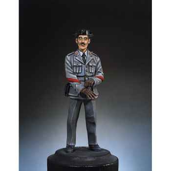 Figurine - Kit à peindre Guardia civil  Espagne - SG-F002
