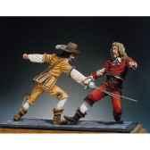 figurine kit a peindre duellistes en 1643 sg f003 004