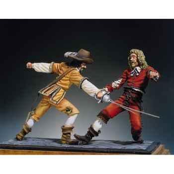 Figurine - Kit à peindre Duéllistes en 1643 - SG-F003/004