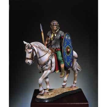 Figurine - Kit à peindre Cavalerie romaine en 125 ap. J.-C. - SG-F012