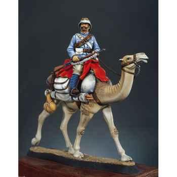 Figurine - Kit à peindre Méhariste  Soudan en 1884 - SG-F019