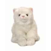 acp chat blanc assis 33 cm anna club lifelike 23 179 005