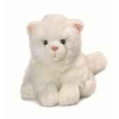 acp chat blanc assis 18 cm anna club lifelike 23 179 006