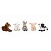 acp animaux de la ferme couches 23 cm 5 mod anna club lifelike 23 213 003