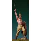 figurine kit a peindre soldat romain sur le champ de bataille en 125 ap j c sg f023