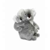 wwf maman koala 28 cm avec bebe 15 186 004