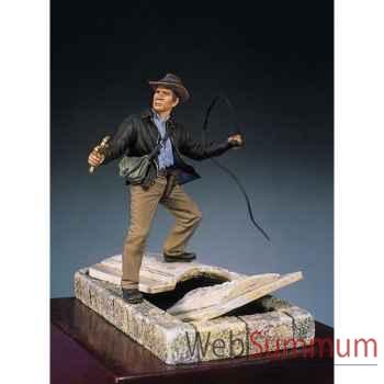 Figurine - Kit à peindre Aventurier  années en 1930 - SG-F027