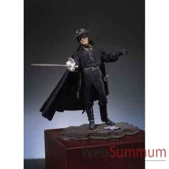 Figurine - Kit à peindre Zorro - SG-F030