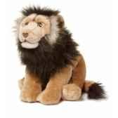 wwf lion sauvage 40 cm 23 192 001