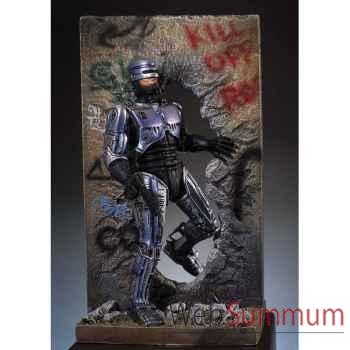 Figurine - Kit à peindre Technocop en 2030 - SG-F044