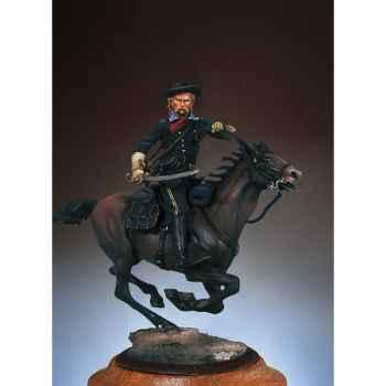 Figurine - Kit à peindre Officier de l'armée des Confédérés en 1862 - SG-F046