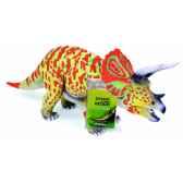 gw jurassic action triceratops v3 51cm geoworld cl218k