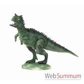 gw jurassic action carnotaurus 24cm geoworld cl235k