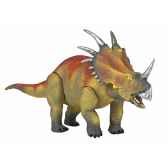 gw jurassic action styracosaurus 20cm geoworld cl238k