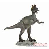 gw jurassic action dilophosaurus 24cm geoworld cl243k
