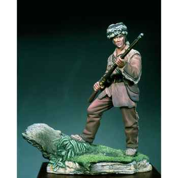 Figurine - Kit à peindre David Crockett en 1834 - SG-F051