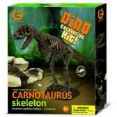 gw dino excav kit carnotaurus 30cm geoworld cl175k