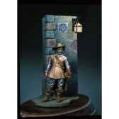 figurine kit a peindre capitaine alatriste en 1625 sg f054