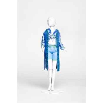 Figurine - Kit à peindre Guerrier étrusque en 700 av. J.-C. - SG-F057