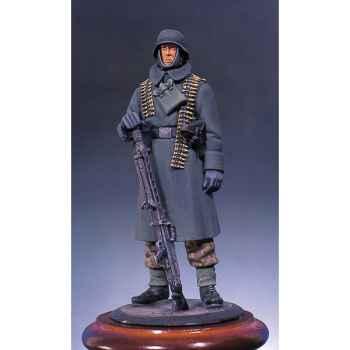 Figurine - Kit à peindre Lieutenant Dumbar, 1er lieut. de cavalerie John J. Dumbar - SG-F063