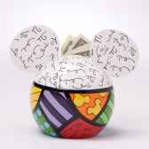 tirelire mickey mouse figurine britto romero disney britto romero 4025535