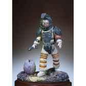 figurine kit a peindre astronaute en 2097 sg f069