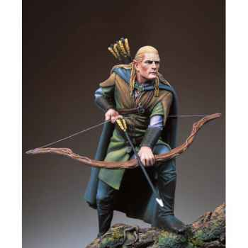Figurine - Kit à peindre Archer elfe - SG-F084
