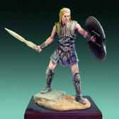 figurine kit a peindre achille sg f097