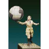 figurine kit a peindre le grand dictateur sg f103