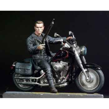 Figurine - Kit à peindre Highway Cyborg - SG-F104