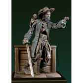 figurine kit a peindre pirate zombie sg f106