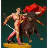 figurine kit a peindre torero en 1947 sg f108