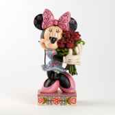 minnie avec bouquet 4031480