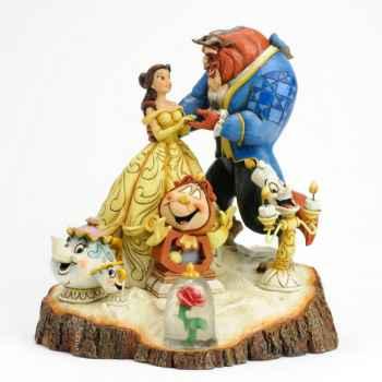 La belle et la bête et personnages -4031487