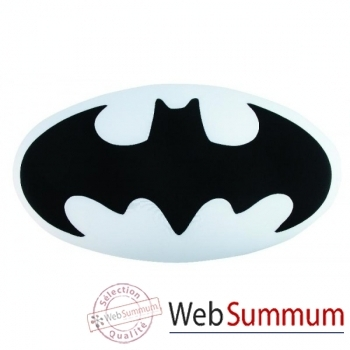 Pouf batman color|housse 100 cm Leblon-Delienne -DCOHS100NB