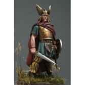 figurine kit a peindre vercingetorix 52 av j c sg f125