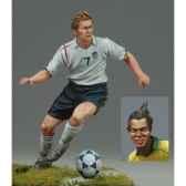 figurine kit a peindre footballeur sg f126