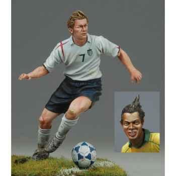 Figurine - Kit à peindre Footballeur - SG-F126