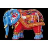 elephant india art in the city 83306n