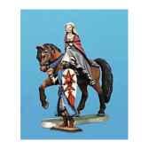 figurine kit a peindre chevalier en c1300 s8 f16