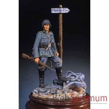 Figurine - Kit à peindre Fantassin allemand en 1941 - S8-F17