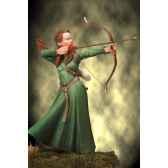 figurine kit a peindre croise s8 f21