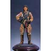 figurine kit a peindre conquistador mexique en 1519 s8 f2